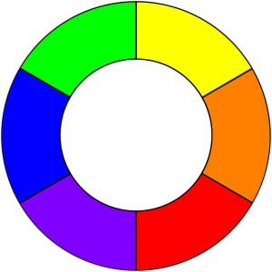 Six Colour Wheel