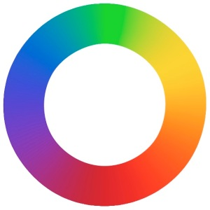 Spectrum Colour Wheel